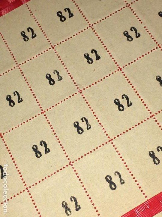 Barajas de cartas: NAIPES ESPAÑOLES EN PLIEGOS DE PAPEL - CON NUMERACIONES TRASERAS - AÑOS 30/40 - Foto 7 - 197090880