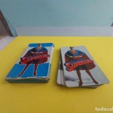 Barajas de cartas: BARAJA FOURNIER SUPERMAN . Lote 197402707