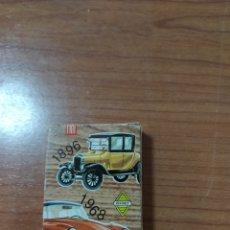 Baralhos de cartas: BARAJA JUEGO DE COCHES JUGADA. Lote 197715441