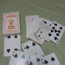 Barajas de cartas: BARAJA DE MAGIA STUTHARS'S SVENGALI MAGIC CARDS . Lote 197721551