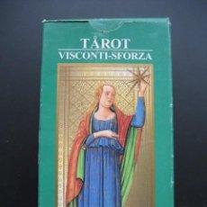 Barajas de cartas: TAROT VISCONTI - SFORZA . Lote 198065557