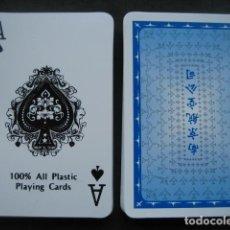 Barajas de cartas: BARAJA DE POKER . Lote 198066466
