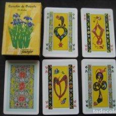 Barajas de cartas: BARAJA DE POKER FOURNIER. SECRETOS DE ORIENTE. Lote 198066688