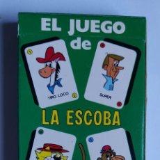 Barajas de cartas: BARAJA INFANTIL EL JUEGO DE LA ESCOBA. Lote 198117286