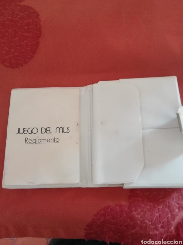 JUEGO DE MUS (Juguetes y Juegos - Cartas y Naipes - Baraja Española)