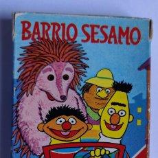 Barajas de cartas: BARAJA INFANTIL BARRIO SESAMO. Lote 198517246