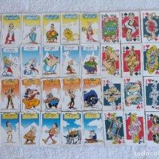 Barajas de cartas: ASTERIX/BARAJA-CARTAS DE POKER/PLANETA 1996.. Lote 198522672