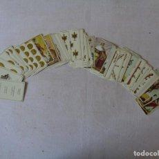 Barajas de cartas: BARAJA ESPAÑOLA NEOCLASICA.F-9. Lote 198650237