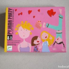 Barajas de cartas: JUEGO DE CARTAS PIJAMA PARTY 92 CARTAS. Lote 199052291