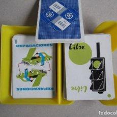 Barajas de cartas: JUEGO DE CARTAS1,00 HITOS FOURNIER. Lote 199052592