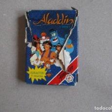Barajas de cartas: JUEGO DE CARTAS ALADDIN-FOURNIER. Lote 199056317
