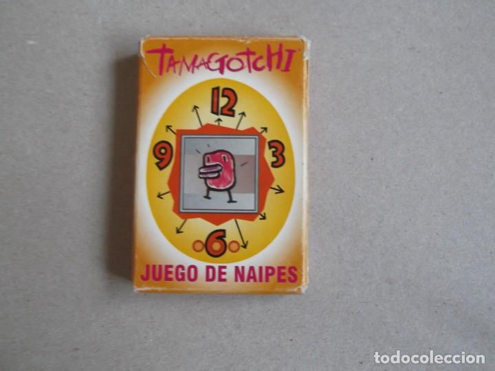 JUEGO DE CARTAS TAMAGOTCHI-FOURNIER (Juguetes y Juegos - Cartas y Naipes - Barajas Infantiles)