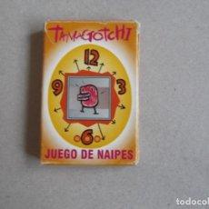 Barajas de cartas: JUEGO DE CARTAS TAMAGOTCHI-FOURNIER. Lote 199057087