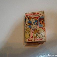 Jeux de cartes: BARAJA INFANTIL 101 DALMATAS Y...LOS ARISTOGATOS-BAMBI-EL PATITO FEO. Lote 199326062