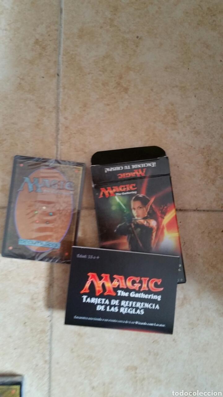 MAZO CON 30 CARTAS MAGIC (Juguetes y Juegos - Cartas y Naipes - Otras Barajas)