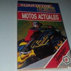 Jeux de cartes: BARAJA MOTOS ACTUALES. Lote 200109762