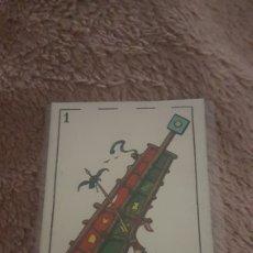 Barajas de cartas: CROMO CHOCOLATES TORRAS. Lote 200161287