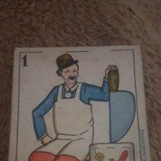 Barajas de cartas: CROMO. Lote 200162430