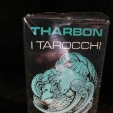 Barajas de cartas: MUY DIFÍCIL. TAROT THARBON. ROBERTO BONADIMANI EDICIÓN LIMITADA.. Lote 200355550