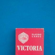 Mazzi di carte: BARAJA DE CARTAS COMPLETA 18 POKER, FOURNIER. Lote 200527806