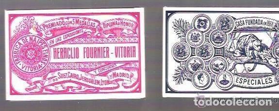 BARAJA LOS DOS TIGRES DE FOURNIER, SIN SELLO, PRECINTADA. (Juguetes y Juegos - Cartas y Naipes - Baraja Española)