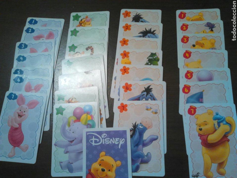 VIEJO LOTE DE 29 CARTAS DE DISNEY,VER (Juguetes y Juegos - Cartas y Naipes - Barajas Infantiles)