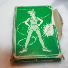 Barajas de cartas: BARAJA PETER PAN. Lote 201275056