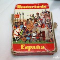 Barajas de cartas: BARAJA HISTORIA DE ESPAÑA. Lote 201275080