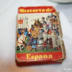 Barajas de cartas: BARAJA HISTORIA DE ESPAÑA. Lote 201275088