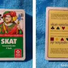 Barajas de cartas: LOTE OFERTA BARAJA NUEVA DE POKER AUSTRIACA - GRAFICOS DE EPOCA. Lote 201304552