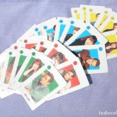 Barajas de cartas: BARAJA INCOMPLETA CARTAS NAIPES BEVERLY HILLS 90210 SENSACIÓN DE VIVIR, FOURNIER. Lote 201364303