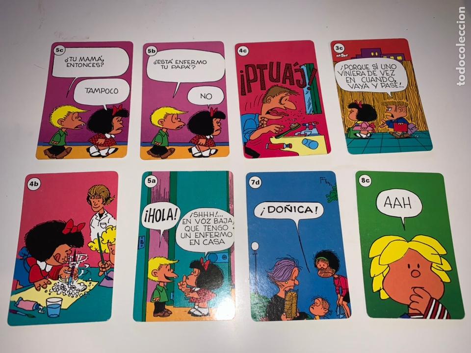 Barajas de cartas: Baraja Mafalda fournier 1989 incompleta - Foto 2 - 201685842