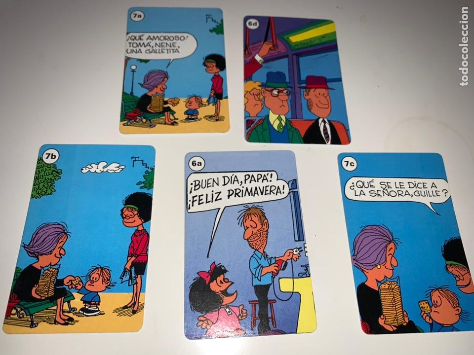 Barajas de cartas: Baraja Mafalda fournier 1989 incompleta - Foto 3 - 201685842