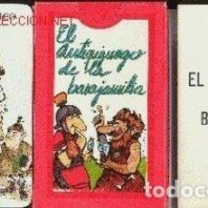 Barajas de cartas: EL ANTIQUIJUEGO DE LA BARAJAMILIA. MUSEO ARQUEOLOGICO Y DIPUTACION FORAL DE ALAVA. . Lote 201956023