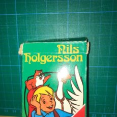 Mazzi di carte: BARAJA INFANTIL HERACLIO FOURNIER - NILS HOLGERSSON - AÑOS 80. Lote 202266457