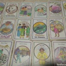 Barajas de cartas: BARAJA DE CARTAS ARCUS ARCANUM TAROT HERACLIO FOURNIER IDEAL COLECCIONISTAS. Lote 202423421