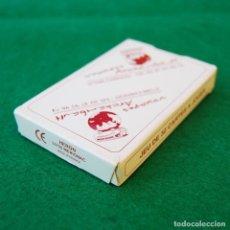 Barajas de cartas: BARAJA FRANCESA JUEGO DE 32 CARTAS - PUBLICIDAD VOYAGES ARCHAMBAULT CHINON. Lote 202617486