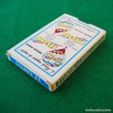 Barajas de cartas: BARAJA FRANCESA JUEGO DE 32 CARTAS - PUBLICIDAD SESAME MEUBLES GROUPE MORIN. Lote 202617521
