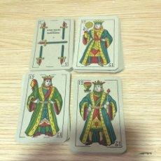 Barajas de cartas: ANTIGUA BARAJA DE JUAN ROURA, LE FALTA UNA CARTA. Lote 202710290