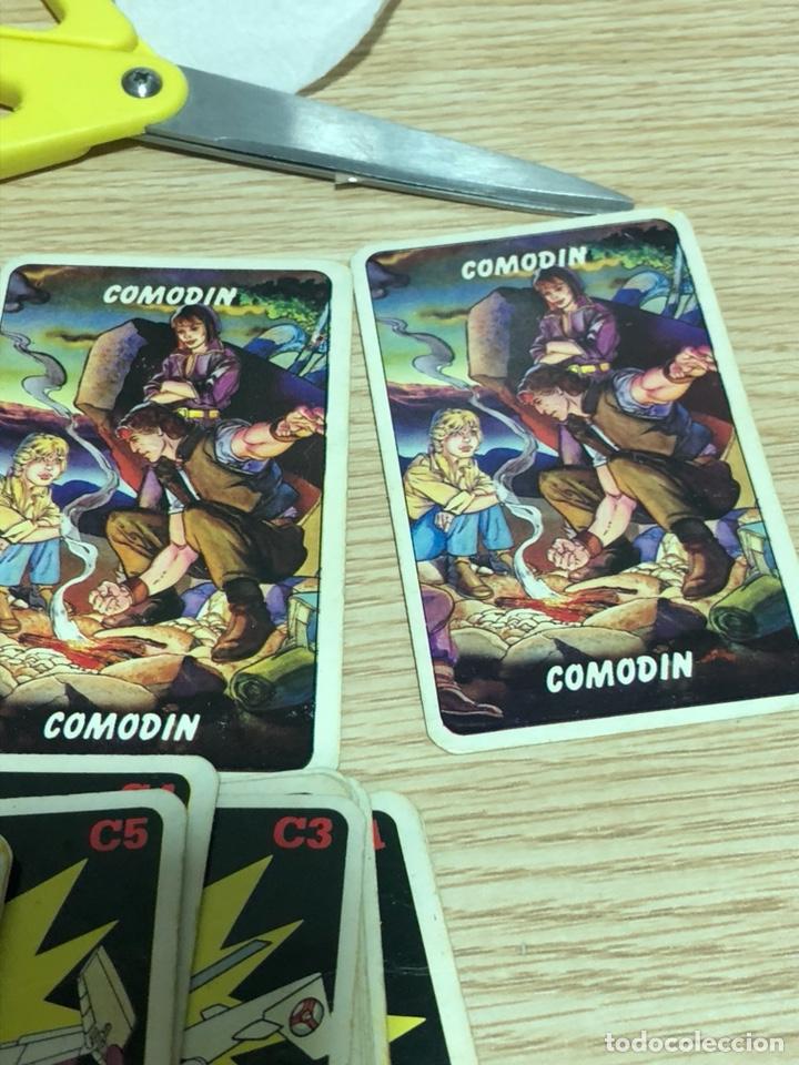 Barajas de cartas: Baraja de cartas de rambo, sin funda, 32 cartas - Foto 3 - 202717596