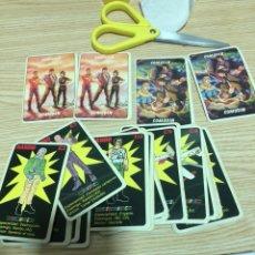 Barajas de cartas: BARAJA DE CARTAS DE RAMBO, SIN FUNDA, 32 CARTAS. Lote 202717596