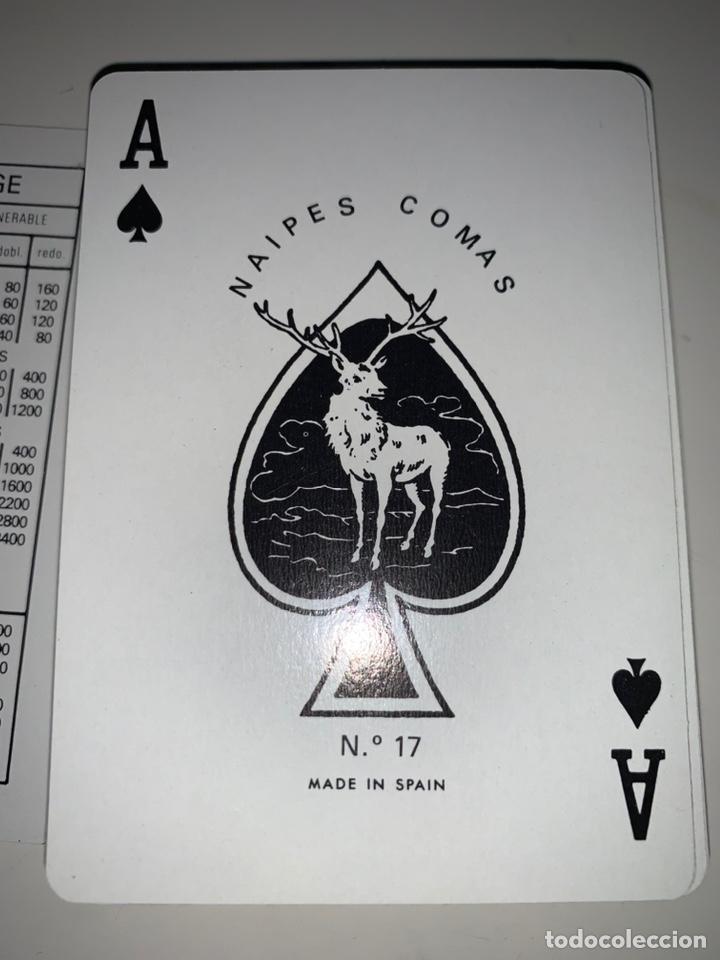 Barajas de cartas: Baraja cartas naipes comas contract brigde bauknetch publicidad - Foto 3 - 202729242