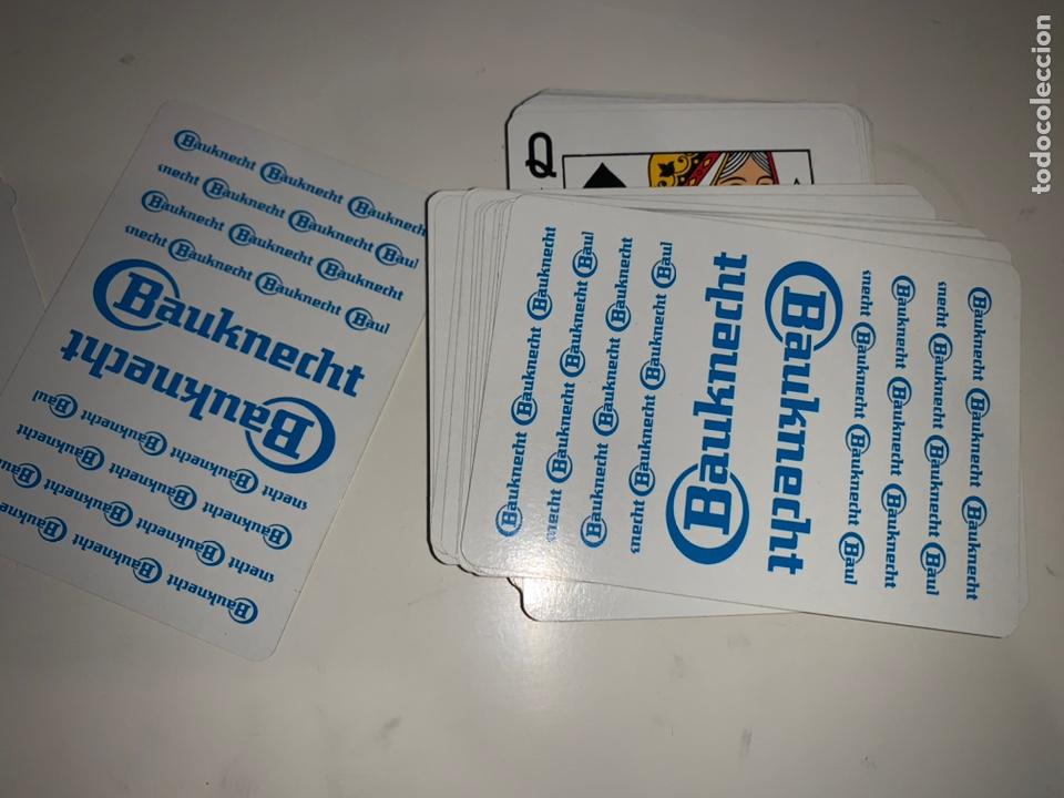 Barajas de cartas: Baraja cartas naipes comas contract brigde bauknetch publicidad - Foto 5 - 202729242
