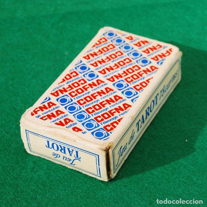 BARAJA JEU DE TAROT CARTAS - PUBLICIDAD COFNA LÉLEVAGE RENTABLE - HERON (Juguetes y Juegos - Cartas y Naipes - Barajas Tarot)