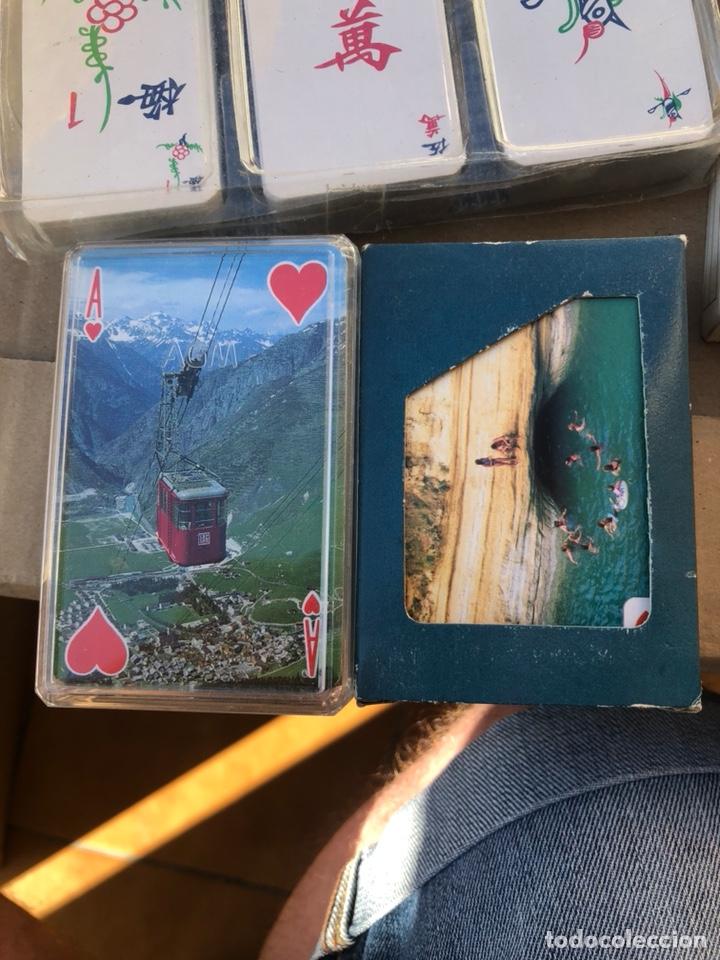 Barajas de cartas: Lote de 10 barajas de cartas - Foto 3 - 202797753