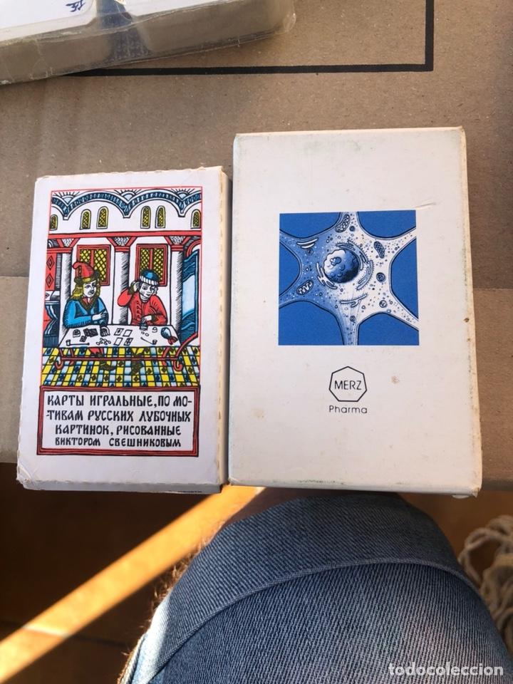 Barajas de cartas: Lote de 10 barajas de cartas - Foto 4 - 202797753