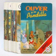 Jeux de cartes: BARAJAS DE CARTAS INFANTILES - OLIVER Y SU PANDILLA - FOURNIER - 32 CARTAS. Lote 202879105