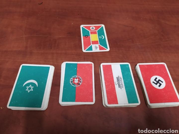 Barajas de cartas: Baraja antigua , guerra civil - Foto 6 - 202887963