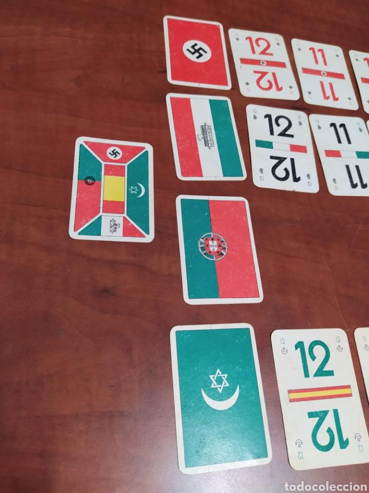 BARAJA ANTIGUA , GUERRA CIVIL (Juguetes y Juegos - Cartas y Naipes - Otras Barajas)