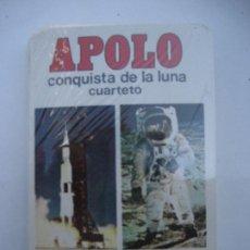 Mazzi di carte: APOLO. CONQUISTA DE LA LUNA. NAIPES COMAS. POR ESTRENAR. Lote 203103682